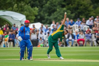 Afghanistan vs Sir Paul Getty XI Cricket