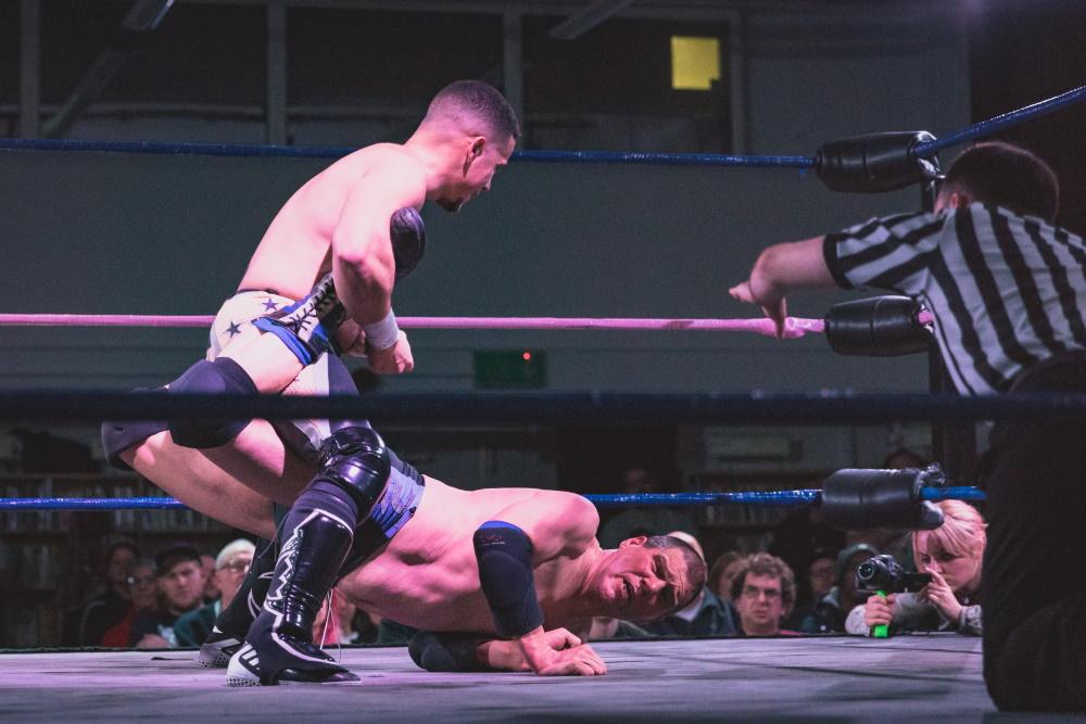 Johnny Kidd Wrestling