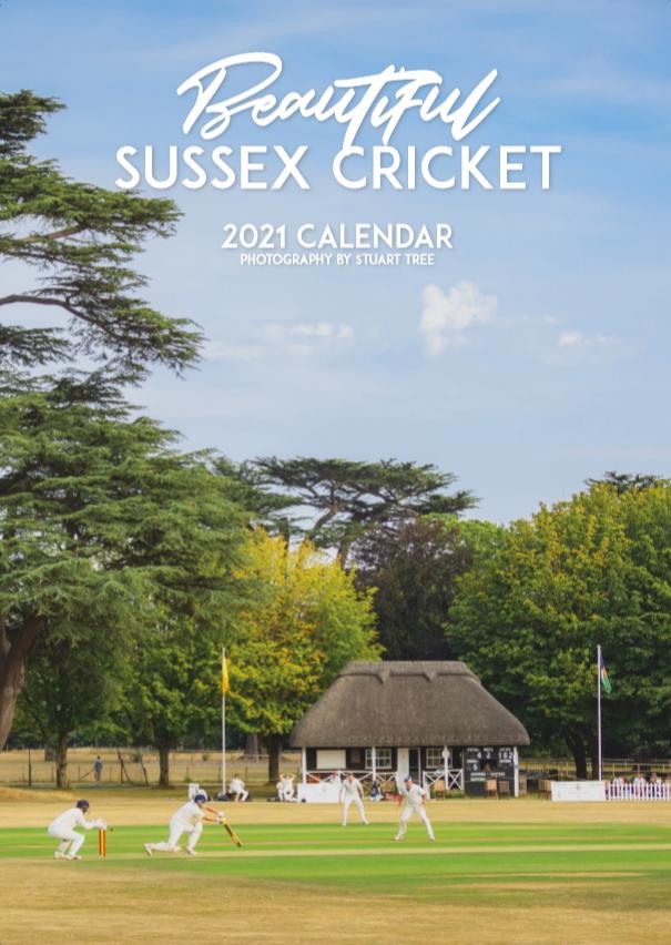 Sussex Cricket Calendar